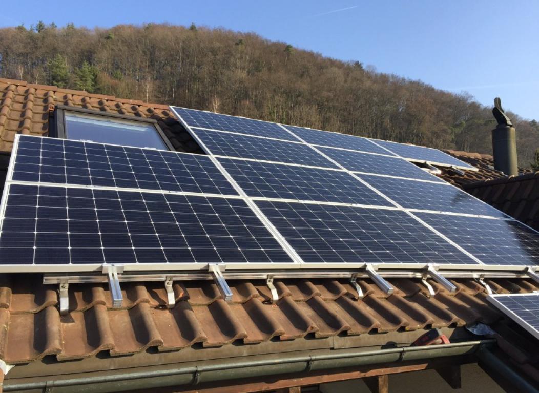 5 Einfamilienhäuser Mit Solarstrom