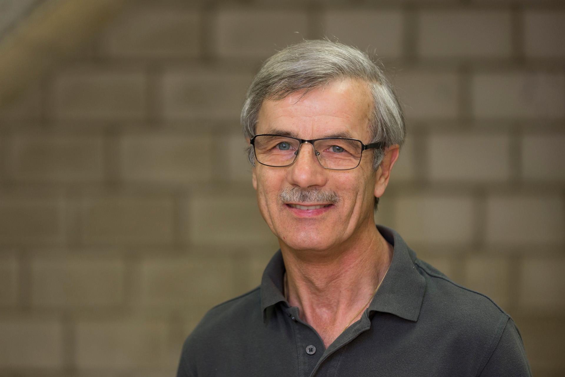 Pensionierung Karl Spörri