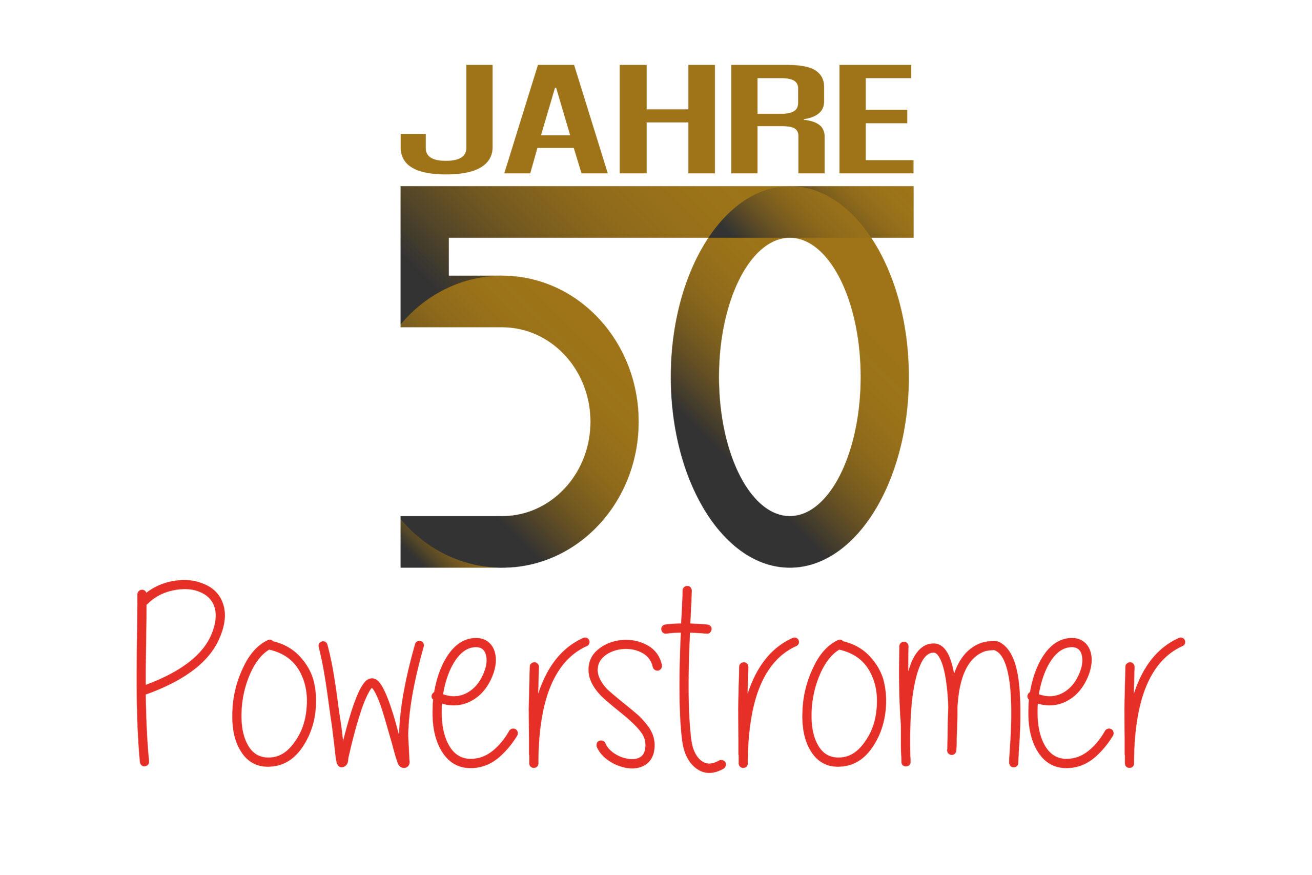 50 Jahre Powerstromer