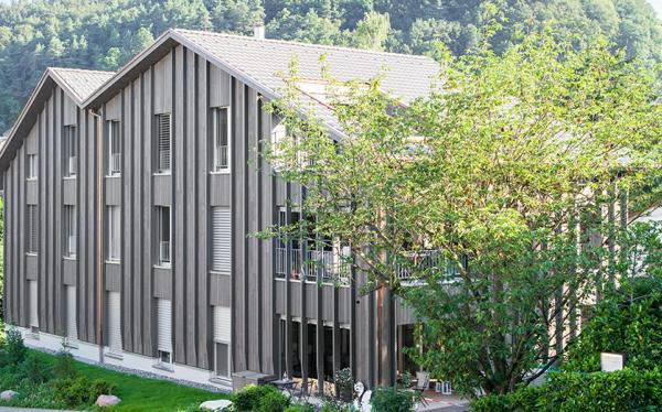 Elektroinstallation Neubau Mehrfamilienhaus