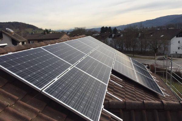 Möckel + Günter Elektro AG Photovoltaik