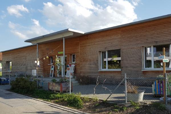 Photovoltaik Kindergarten Rosenpark