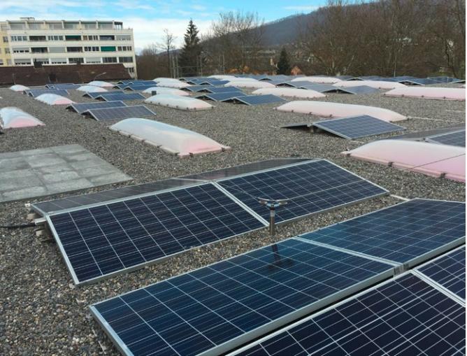 Photovoltaik Aufdachanlage (eco2friendly)