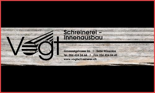 Vogt Schreinerei